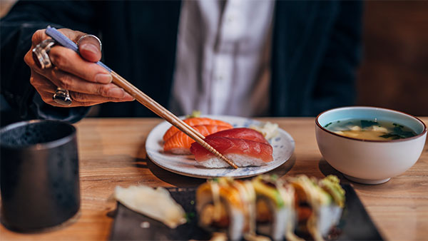 Facts about sushi