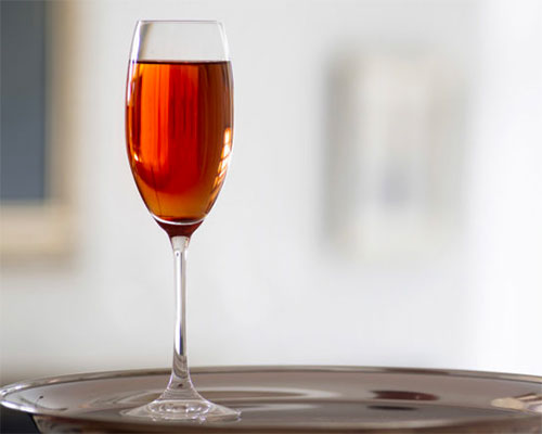 Kir cocktail