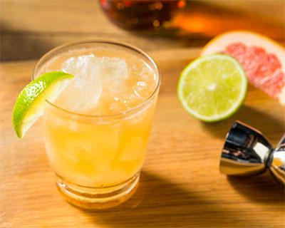 Navy Grog cocktail