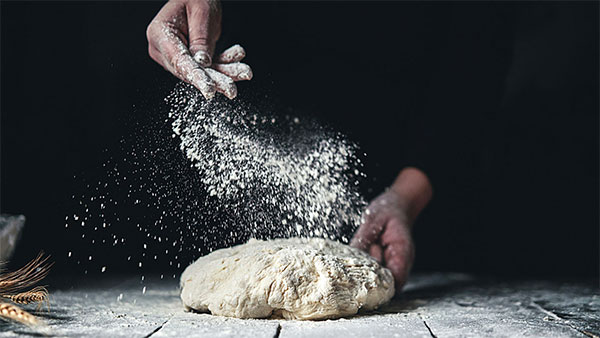 The science of making bread