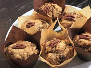 Spelt muffins