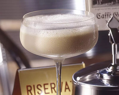 Nightcap cocktail