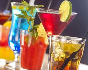 Top ten cocktails with vodka